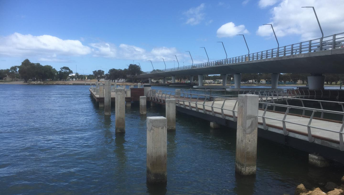 Mandurah Traffic Bridge