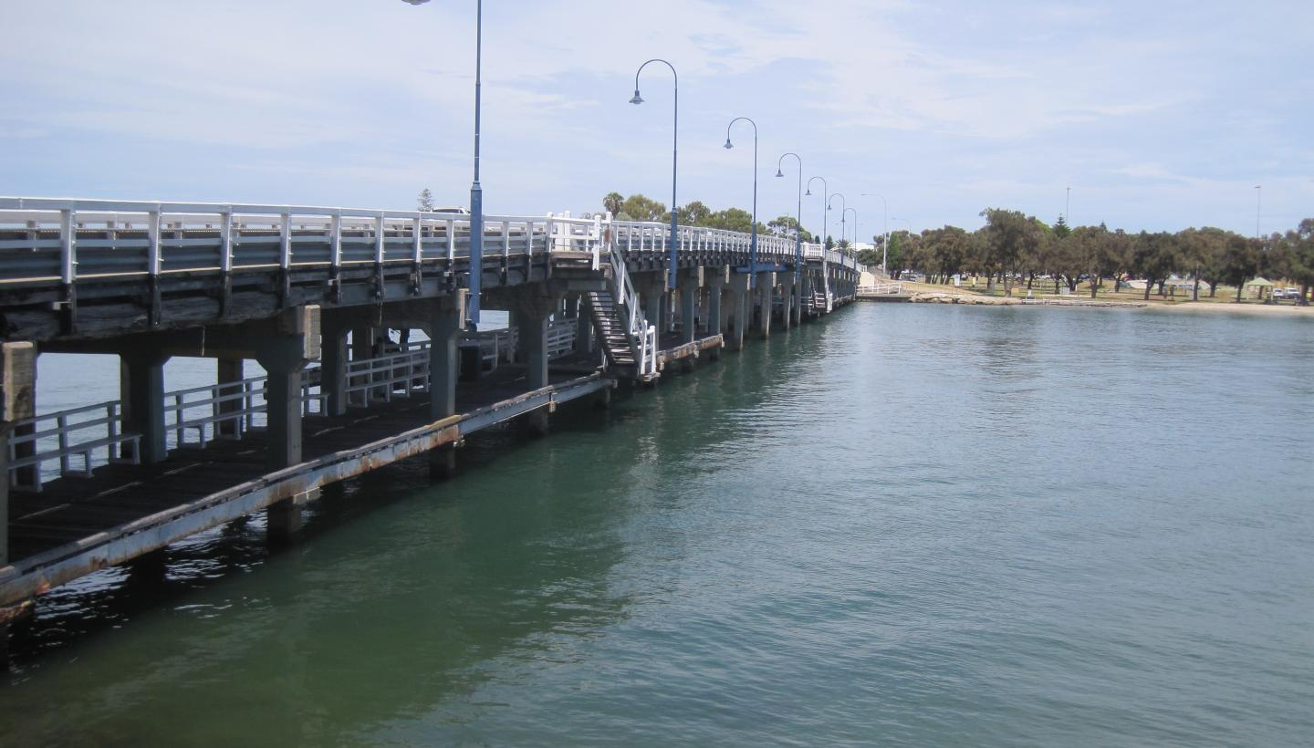 Mandurah Traffic Bridge Redevelopment