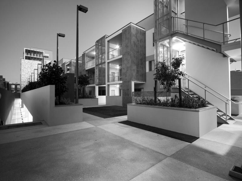 Fitzgerald Housing Project