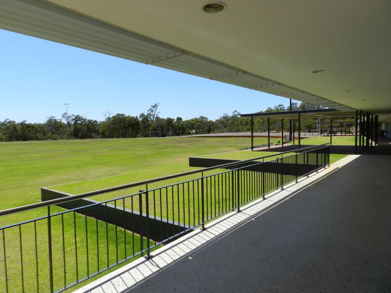 Percy Cullen Sporting Pavilion