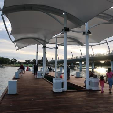New Mandurah Traffic Bridge